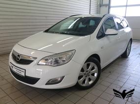 Naudoti Opel Astra automobiliai