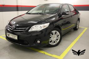 Naudoti Toyota Corolla automobiliai